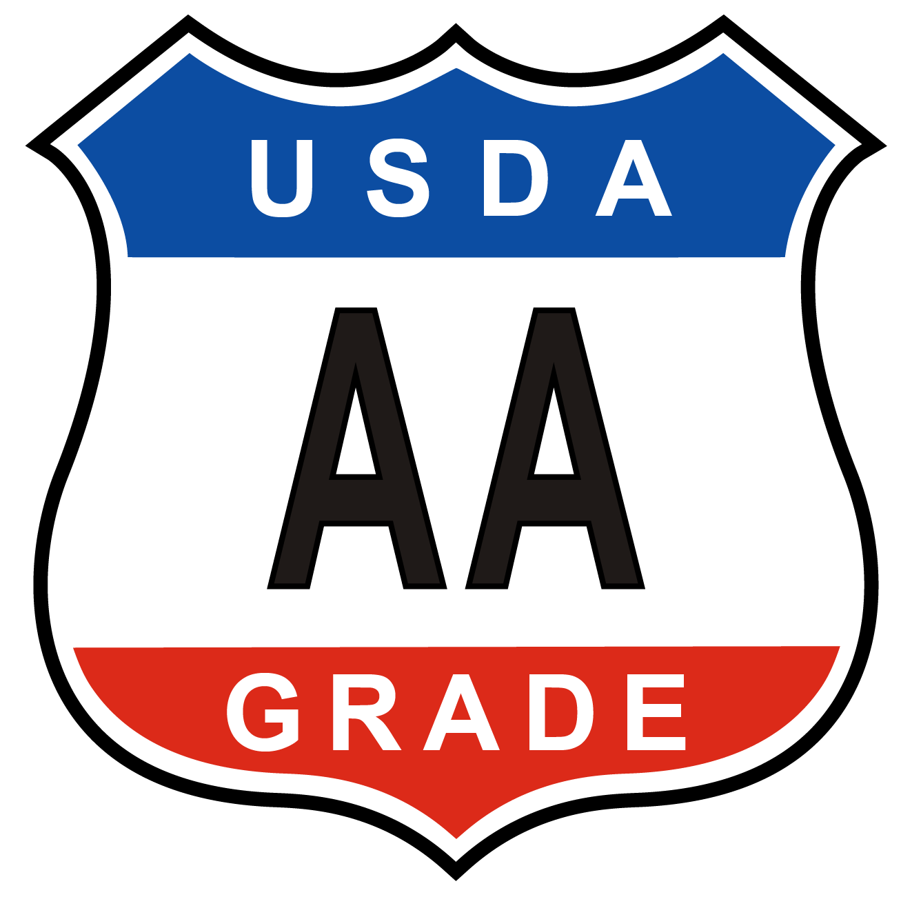 USDA AA Gradeshield